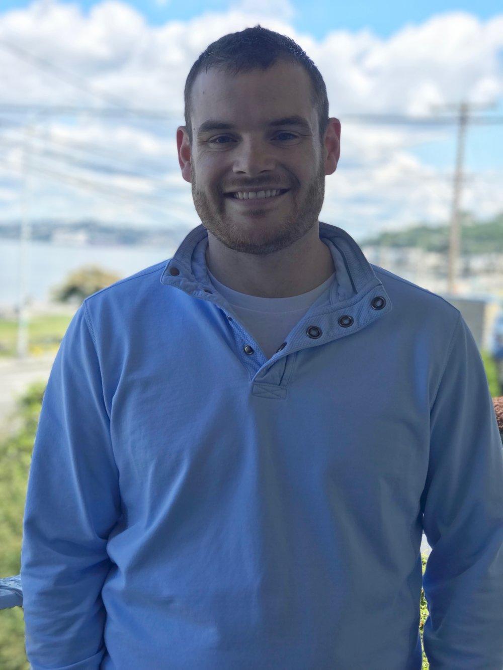 Andrew Gwinn, MA, LMHCA